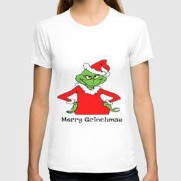 Grinchmas T-shirt