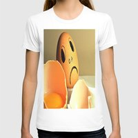 eggs T-shirts featuring eggs by  Agostino Lo Coco