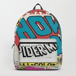 Super Heroes Nr.1 Backpack