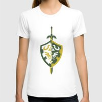 zelda T-shirts featuring Zelda by Brandon Riesgo
