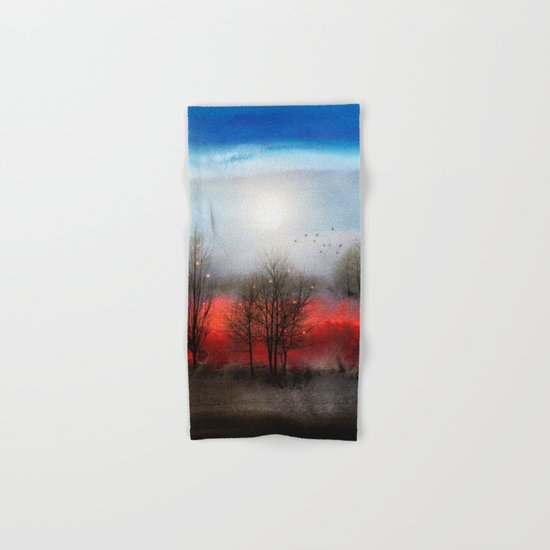 Calling The Sun X Hand & Bath Towel