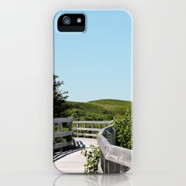 boadwalk iPhone Case