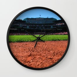 From Centerfield - Boston Fenway Park, Red Sox Wall Clock