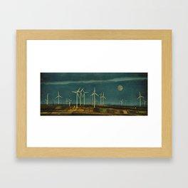 Eco Morning Framed Art Print