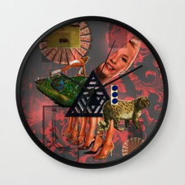 What Went Before Part 2 Wall Clock
