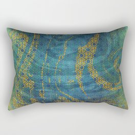 Pattern XXXIII Rectangular Pillow