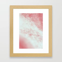 Lint Framed Art Print