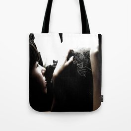 A Way Out... Tote Bag