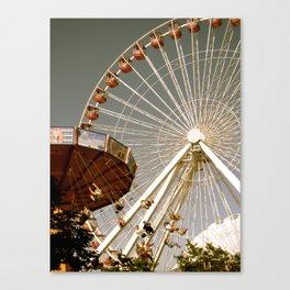 Take a Ride Canvas Print