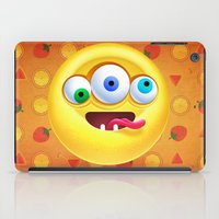 positive iPad Cases featuring Positive by Keyspice