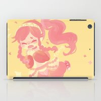 olivia joy iPad Cases featuring Olivia by tcong