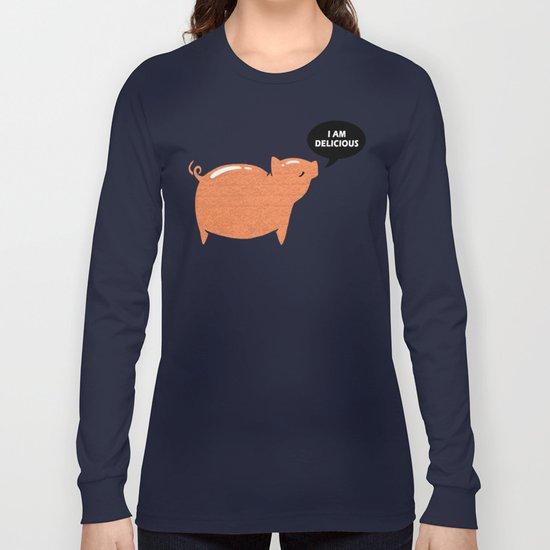 An Honest Meal Long Sleeve T-shirt