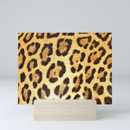 Piel de Jaguar Mini Art Print