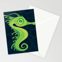 Leafy Sea Dragon Seahorse Stationery Cards