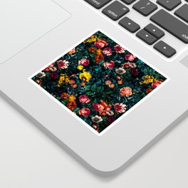 Night Garden XXX Sticker