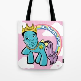 My Biggie Pony Tote Bag