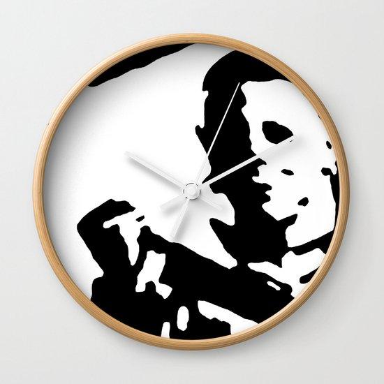 The Shape Wall Clock