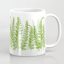 Green Fern Group Coffee Mug