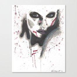 Provocation Canvas Print