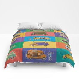 Famous Vans Comforters