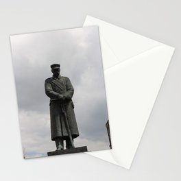 Marshal Jozef Pilsudski Monument Stationery Cards