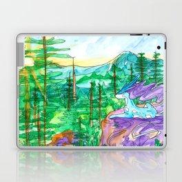 Suicune Sunrise Laptop & iPad Skin