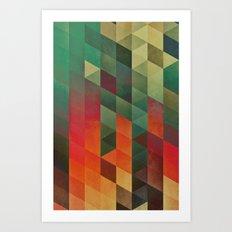 yrrynngg zkyy Art Print