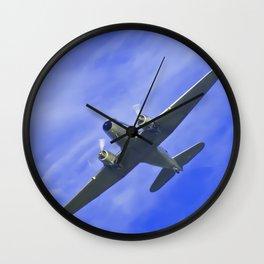 Aircratft Untitled Wall Clock