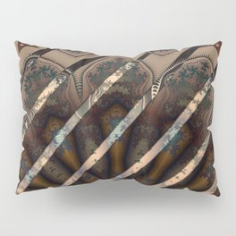 Abstract by Leslie Harlow Pillow Sham