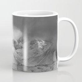 """Wild mountains"". BW Coffee Mug"