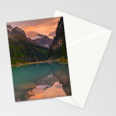 Autumn in Lake Louise Stationery Cards