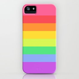 Love the Rainbows iPhone Case