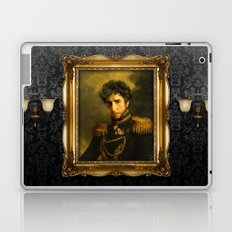 Bob Dylan - replaceface Laptop & iPad Skin