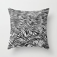 Lines Throw Pillow