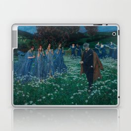 A World by Maximilian Lenz (1899) Laptop & iPad Skin