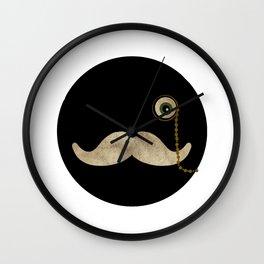 Sir Wall Clock
