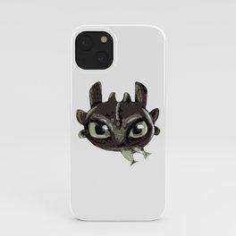 Cute dragon iPhone Case