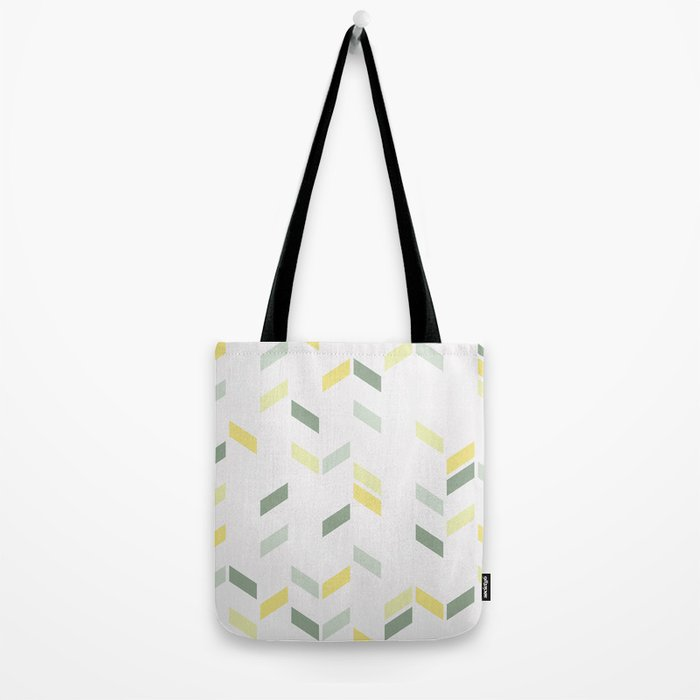 Geometric Confetti (Tropical Party) Tote Bag