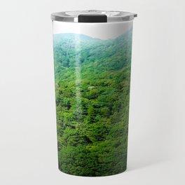 Green Hills of Hakone Travel Mug
