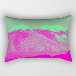 Mountain I Rectangular Pillow