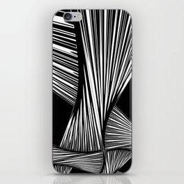 Dissolved tissue iPhone Skin