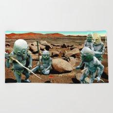 Search Party (aka Megaritual II) Beach Towel