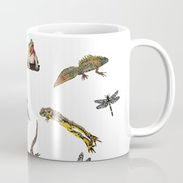 Let's go to the pond Coffee Mug