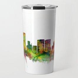 Sydney Australia Skyline Travel Mug