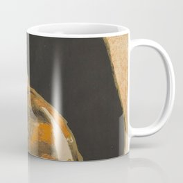At the Bodiniere Théophile-Alexandre Steinlen 1894 Cat Ink Illustration Coffee Mug