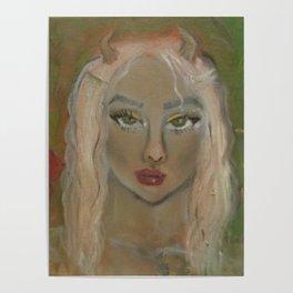 faun girl Poster