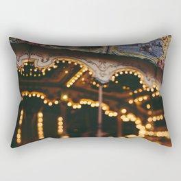 Merry Go Round Rectangular Pillow