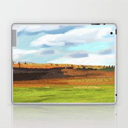 Farming Plain Laptop & iPad Skin