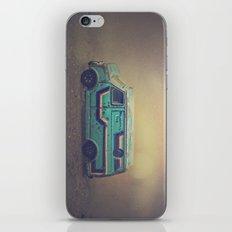 delightful van iPhone & iPod Skin