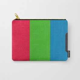 LSD RETRO DESIGN Carry-All Pouch